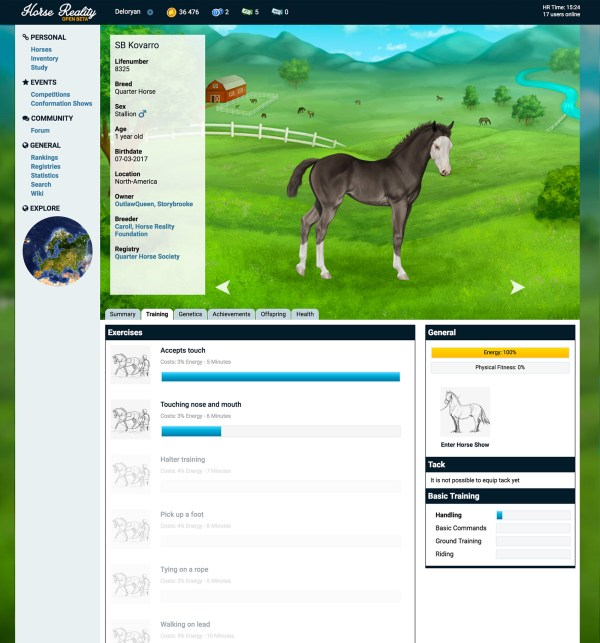 realistic horse breeds # 13
