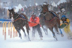 White Turf St. Moritz: 'Credit Suisse Grosser Preis von Silvaplana', Decorum, Dreamspeed