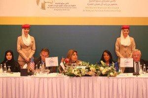 From left: Alhan Ahmed, Remi Bellocq, Lara Sawaya, Susanna Santesson, Pat Buckley