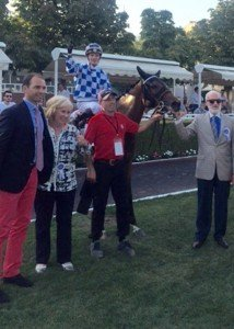 Ghazwa win at Istanbul 6 Sept 2015