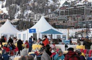 St Moritz race meets