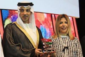 HH Sheikh Mansoor bin Zayed Al Nahyan and Lara Sawaya