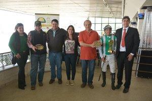Prize Giving Munjiz GP