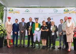 Zayed Prize Cup winner