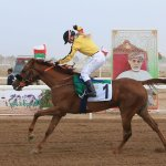 OmanLadies winner