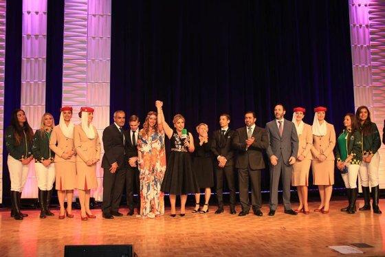 Chantal Sutherland joins top jockey ambassadors