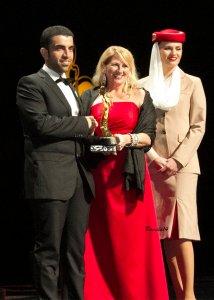 2014 Darley Award