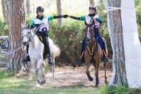 UAE endurance ladies team