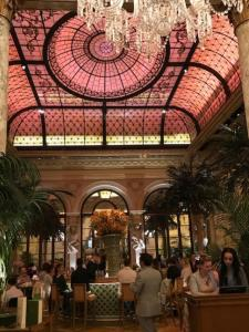 Palm Court, The Plaza