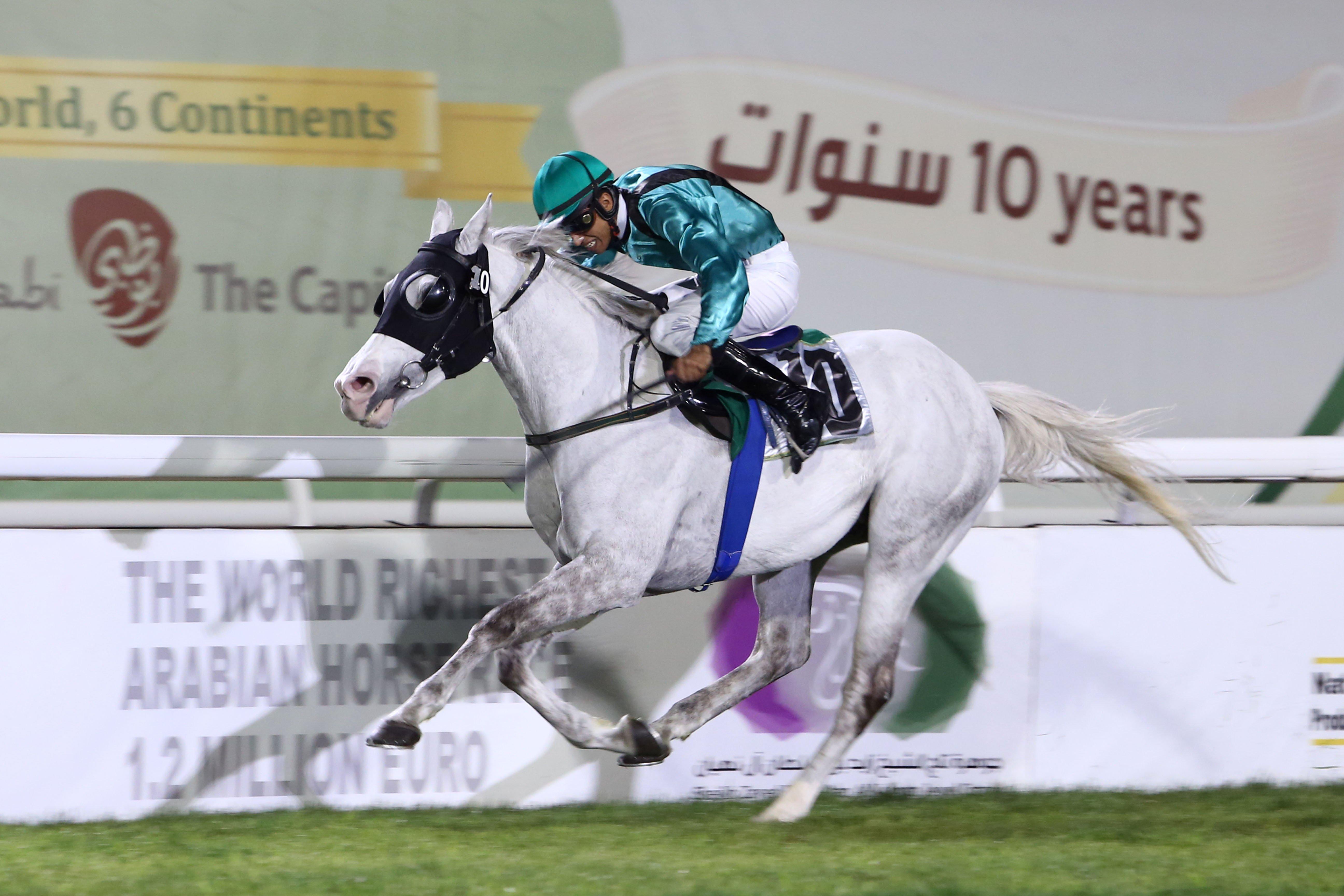 Doubles for De Sousa and Jara in Abu Dhabi - horsereporter com
