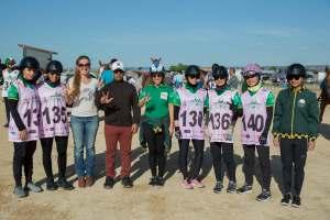 Ladies UAE Team