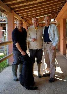 Aretzki, Robert & Steve