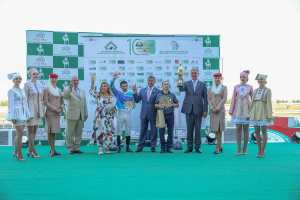 Sheikh Zayed Cup Prize Distribution in Kazan