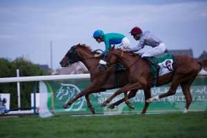 Lighting Bolt Wins Sh Zayed Cup