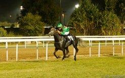 Auge wins Jewel Crown on Al Shamoos