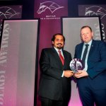 Commentator Capewell takes Qatar Racing and Equestrian Arabian Award at the 2018 Horserace Writers & Photographers Derby Awards Generously sponsored by the Qatar Racing & Equestrian Club