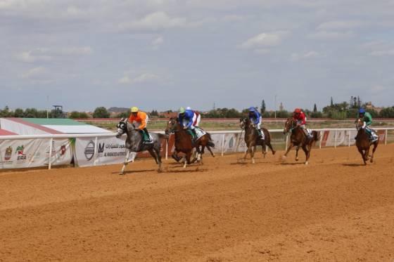 Marakesh race