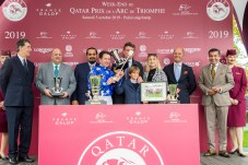 RAAHAH, winner of Qatar Arabian Trophy Des Juments_1