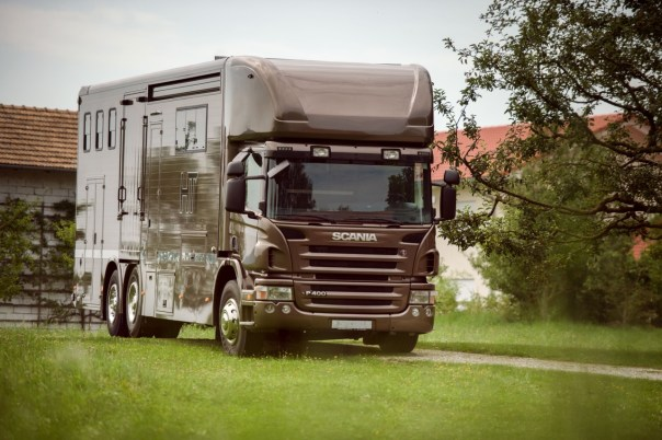 SCANIA P400 HTI COMPETITION 6