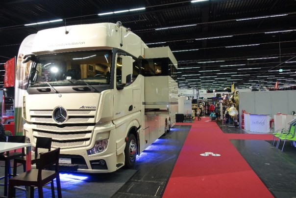 MERCEDES-BENZ ACTROS 2542 HTI LIMITED EDITION 6