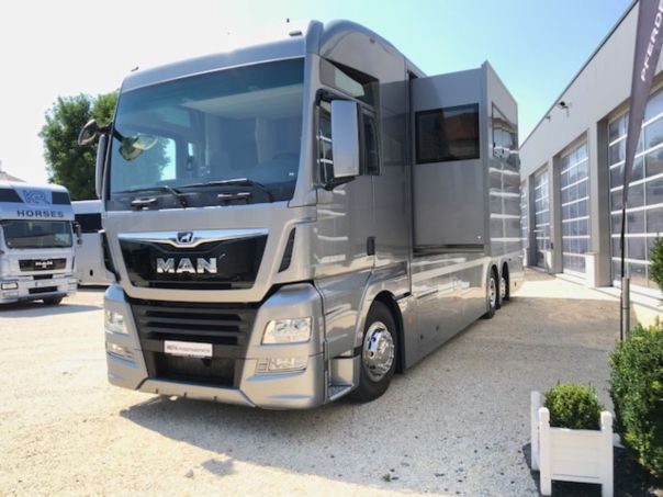 MAN TGX 26.460 HTI COMPETITION 6
