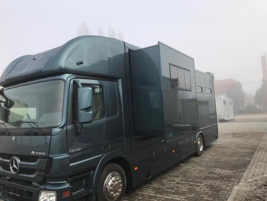 MERCEDES-BENZ ACTROS 1832 HTI COMPETITION 5