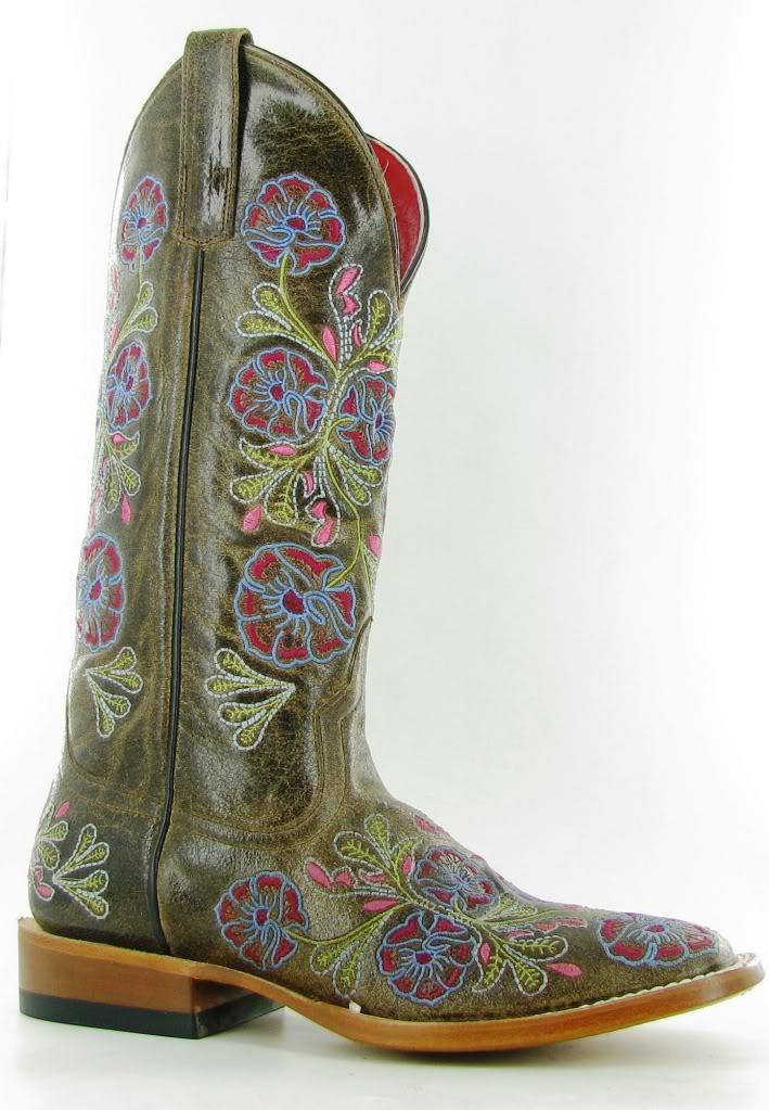 Macie Bean square toe boot  Horses  Heels