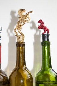DIY: Equestrian Themed Wine Stoppers | Horses & Heels