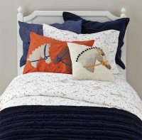 Equestrian Bedding from The Land of Nod | Horses & Heels