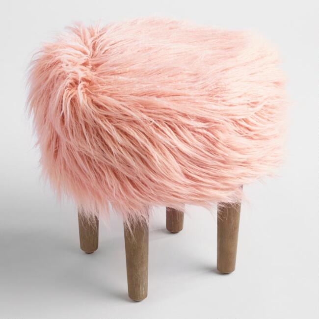 10 Affordable Faux Fur Pieces for Your Home  Horses  Heels