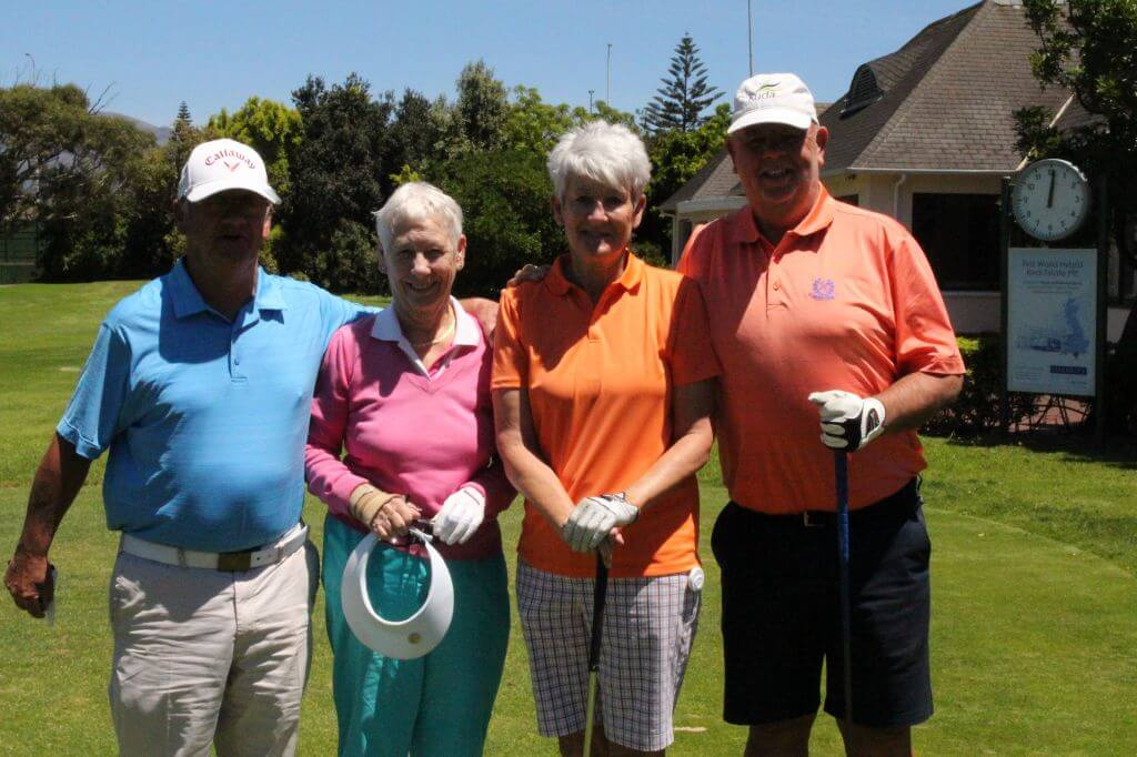 Horses for Causes - Golf Day 2018