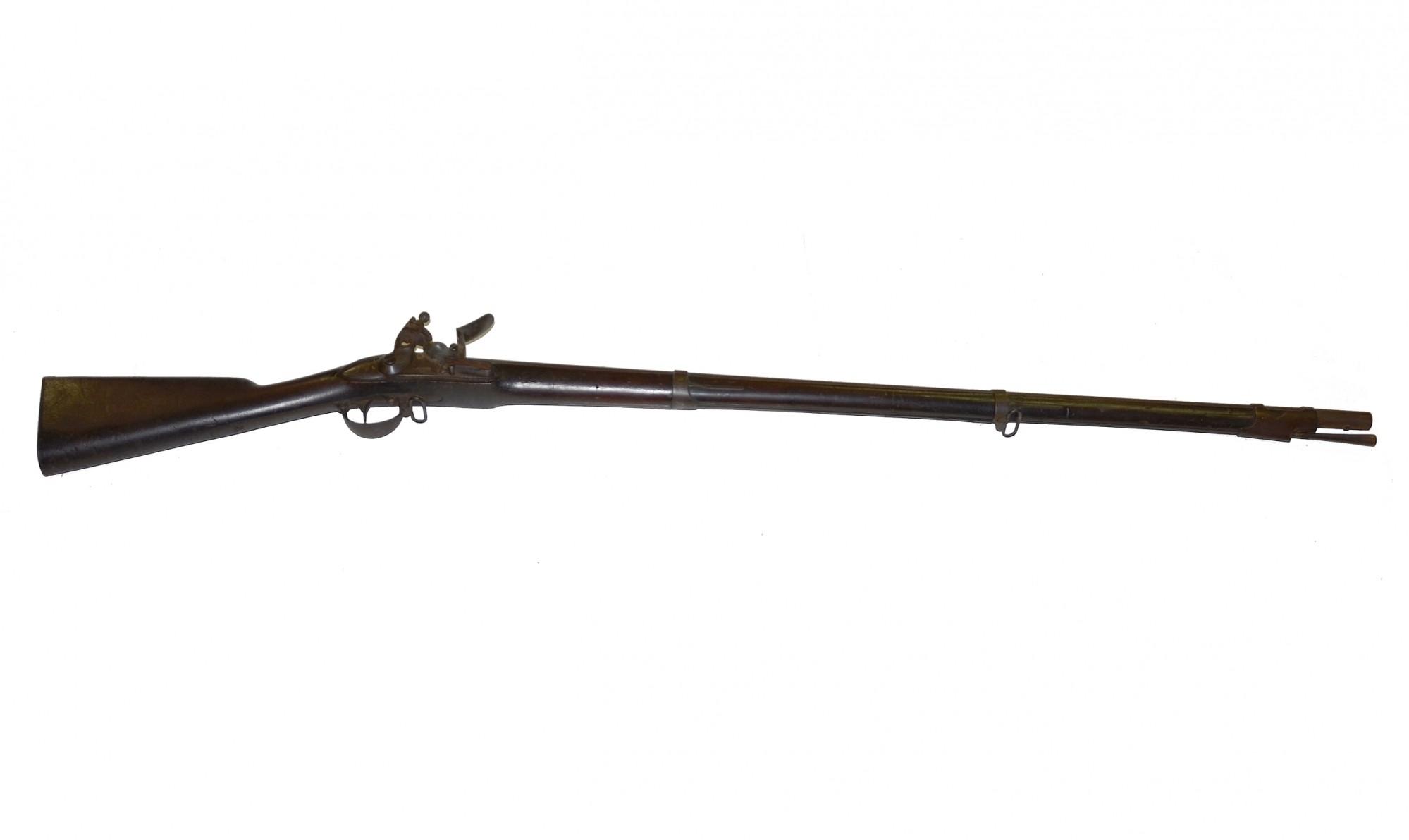 ORIGINAL M1840 RARE, UNALTERED 'D. NIPPES' FLINTLOCK