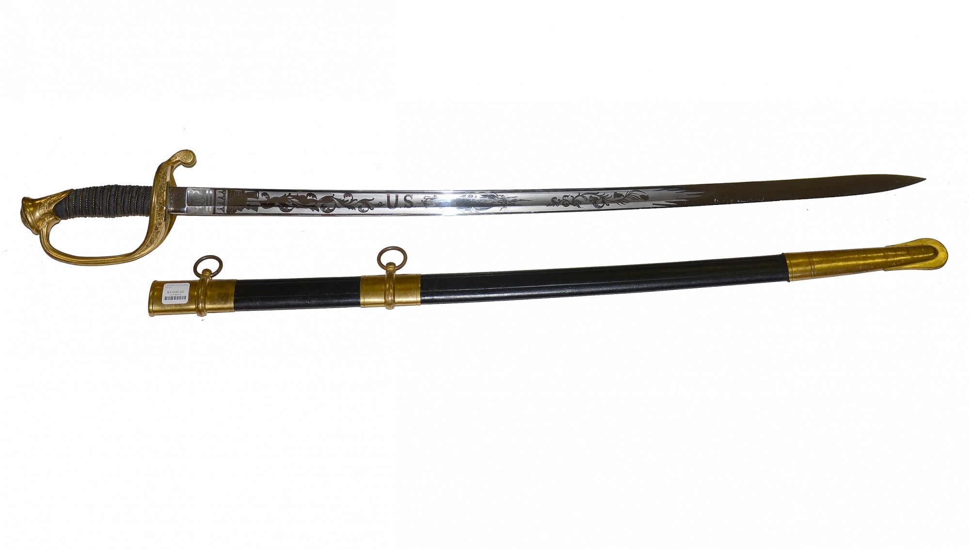 Ames Manufacturing Co Swords