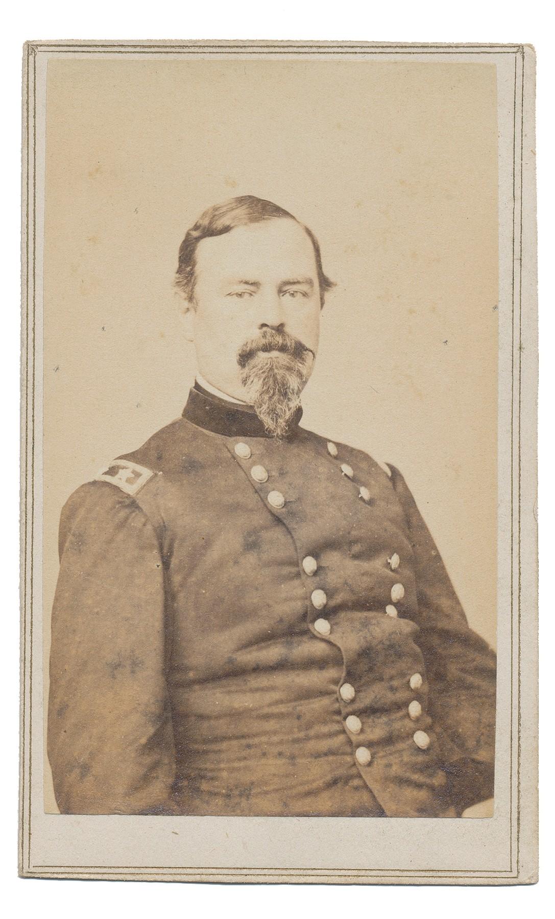 Image result for irvin mcdowell civil war