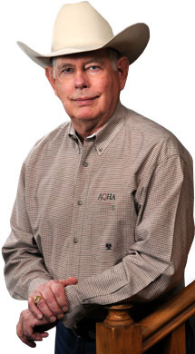 AQHA Executive Vice President Don Treadway