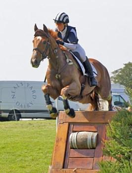 Onwards and Upwards and Caroline Powell (NZL)