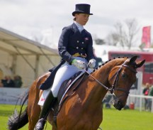 Rebecca Howard (CAN) on Riddle Master