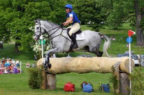 Emilie Chandler (GBR) on Tullibards Showtime