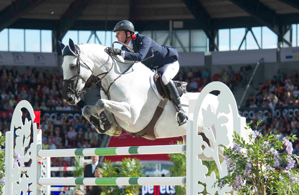 Ben Maher and Cella
