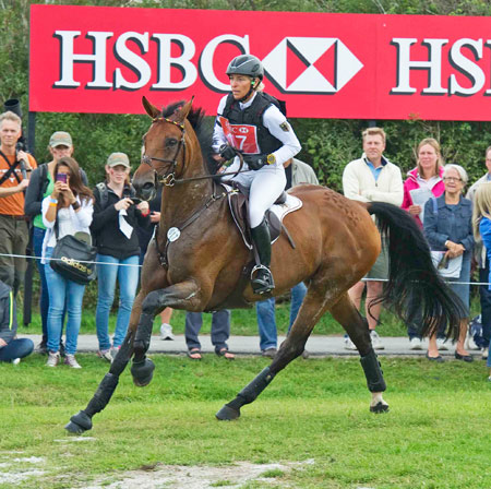 Ingrid Klimke and FRH Escada JS. © Paul Harding/Lewis Harding Images
