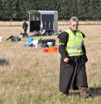 Chief Steward Beth Guest