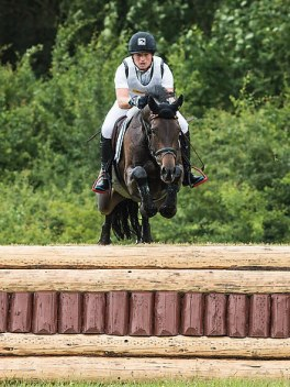 Michael Jung and fischerRoscana FST at Luhmühlen. © www.eventingphoto.com/FEI
