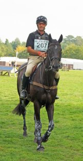 Andrew Nicholson (NZL) and MHS King Joules