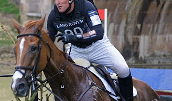 Oliver Townend and Armada (GBR).
