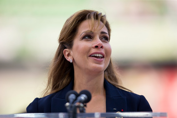 FEI President Princess Haya was visibly moved as she thanked Normandy and France for two weeks of incredible sport before declaring the Alltech FEI World Equestrian Games 2014 officially closed.