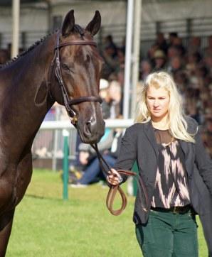 Jonelle Price with The Deputy (NZL)