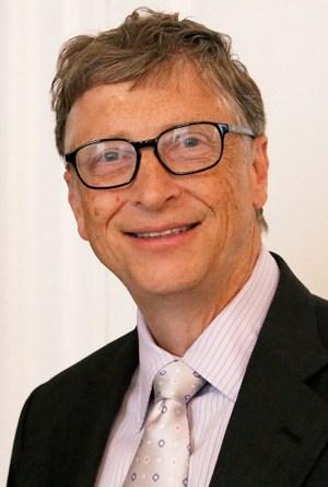 Bill Gates. Photo: Simon Davis/DFID
