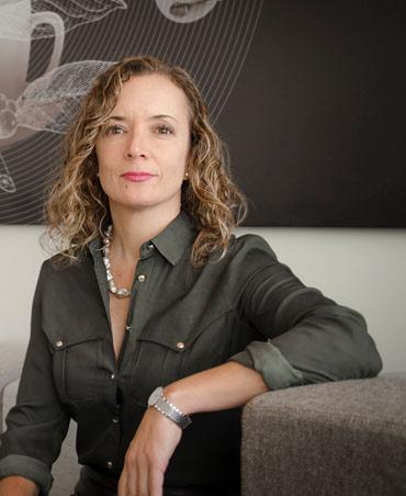 FEI secretary general Sabrina Ibáñez.