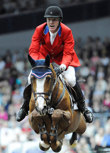 World Cup 2012 champions Rich Fellers and Flexible.