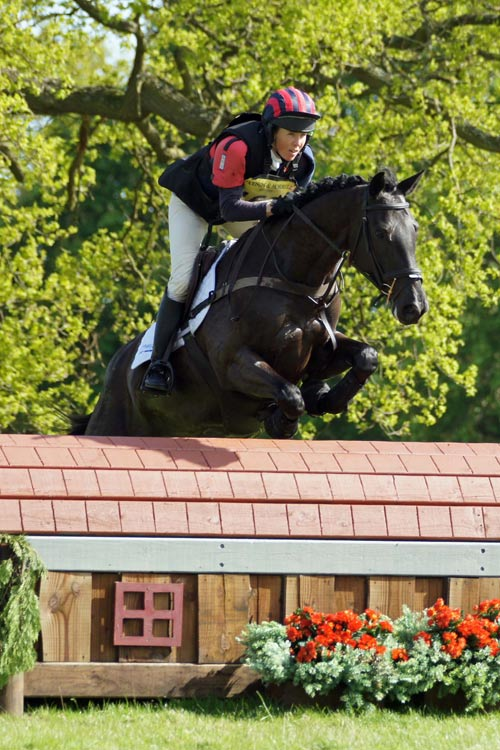Emily Gilruth (GBR) on Topwood Dancer
